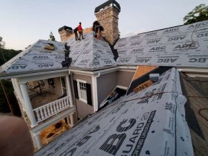 Roof Replacement Greenville SC